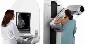 Как часто можно делать маммографию молочных желез?