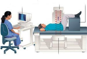 Денситометрия позвоночника, поясничного отдела и бедра