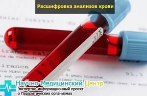 Развернутый анализ крови: расшифровка, нормы, что показывает?