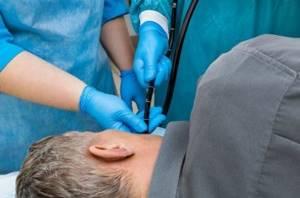 Гастроскопия желудка: как делают с зондом и без его глотания?