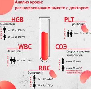 Чем отличается общий анализ крови от клинического?