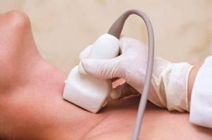Нормы УЗИ щитовидной железы: таблица, показатели