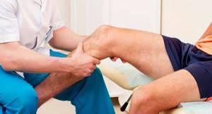 УЗИ коленного сустава: что показывает?