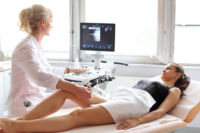 УЗИ вен, артерий и сосудов нижних конечностей – что показывает?