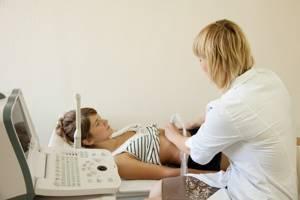 На каком сроке УЗИ показывает беременность?